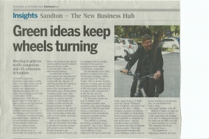 Vincent in Business Day